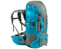 Discovery 65l backpack - teal blauw