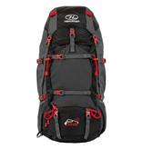 Highlander Ben Nevis - 65L - backpack - zwart