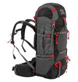 Highlander Highlander Ben Nevis 65L trekking backpack - zwart