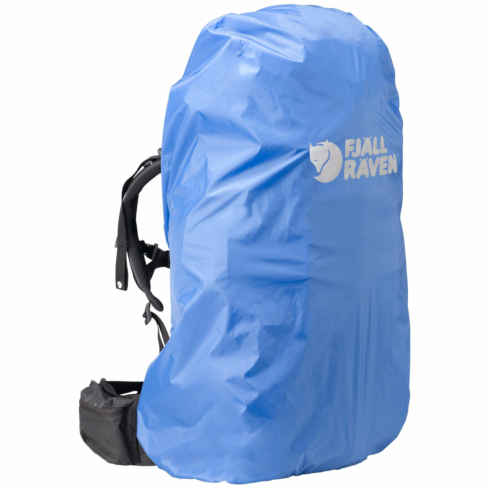 Fjallraven Rain cover 40-55l regenhoes backpack- UN Blue