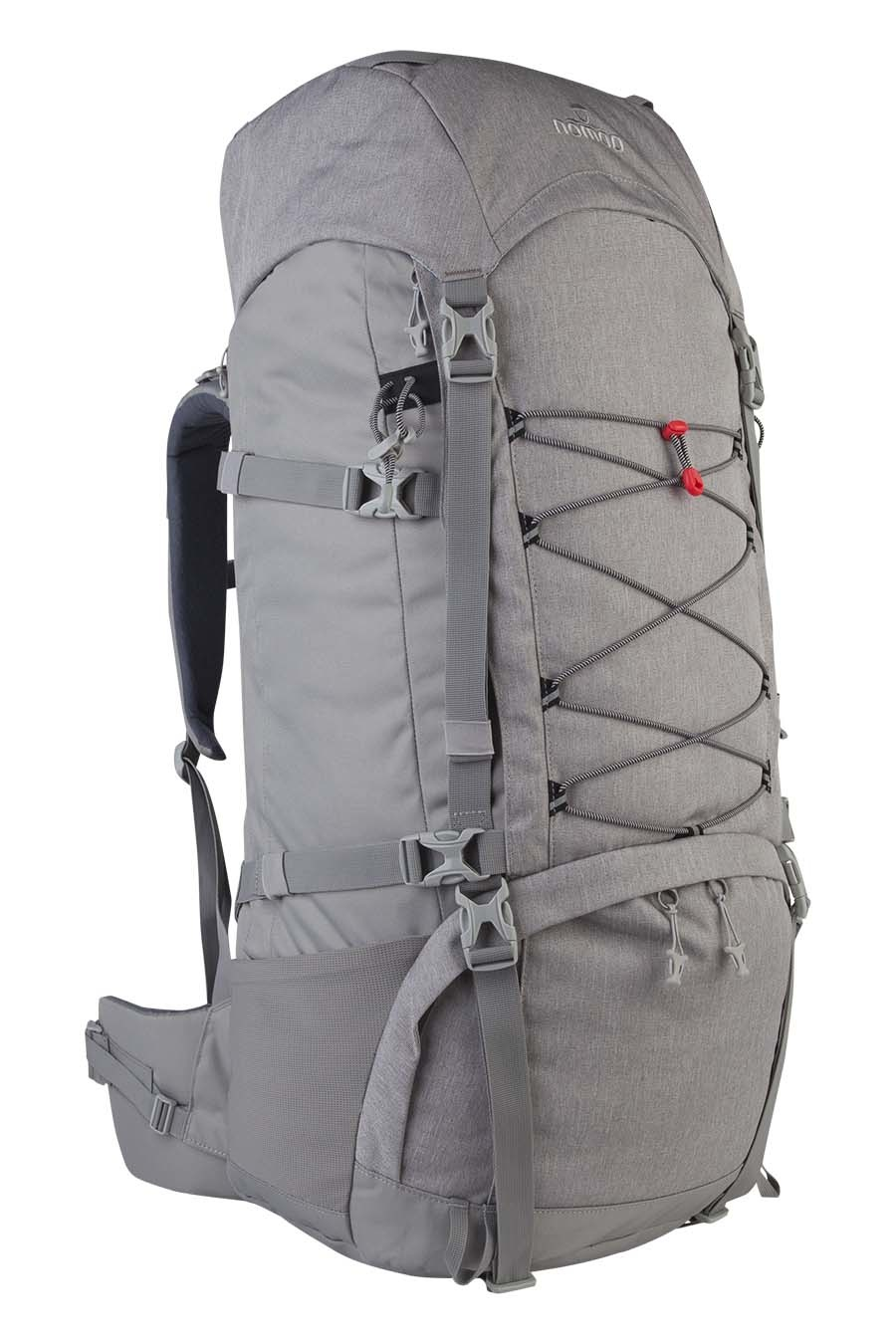 Nomad Karoo SF 65l backpack dames - Mist Grey