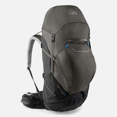 Lowe Alpine Cerro Torre  65:85l expeditie backpack heren - Black Greyhound