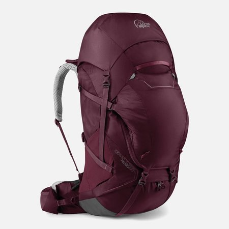 Lowe Alpine Cerro Torre ND 60:80l backpack dames - Fig