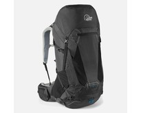 Manaslu 65:80l backpack heren - zwart