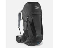 Manaslu 65:80l backpack  - zwart