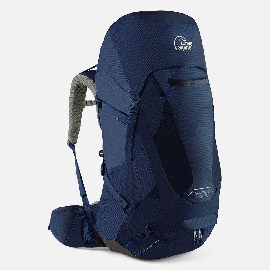 Lowe Alpine Manaslu ND 60:75l backpack dames - Blueprint