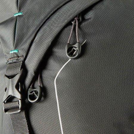 Lowe Alpine Manaslu ND 50:65l backpack dames - Anthracite