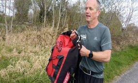 Zwerfafval opruimen tijdens het hardlopen? Maak kennis met plogger Maurits!