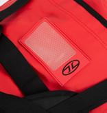 Highlander Storm Kitbag 90l duffle bag - rood
