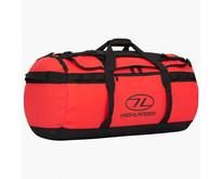 Storm Kitbag 90l duffle bag - rood