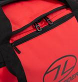Highlander Storm Kitbag 65l duffle bag - rood