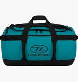 Highlander Storm Kitbag 65l duffle bag - aqua green