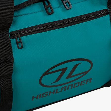 Highlander Storm Kitbag 45l duffle bag - oranje