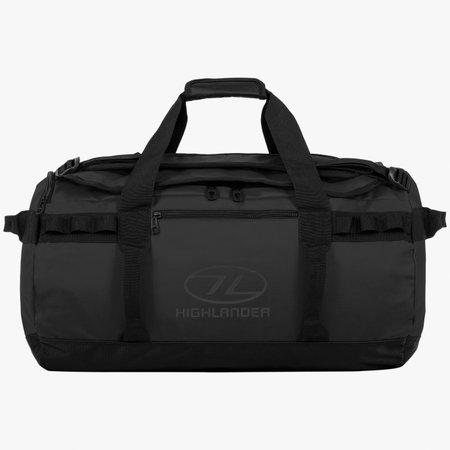 Highlander Storm Kitbag 45l duffle bag - zwart