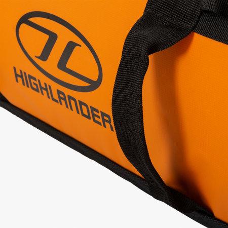 Highlander Storm Kitbag 30l duffle bag - aqua green