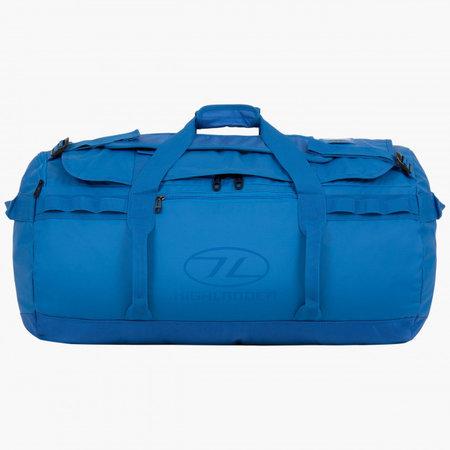 Highlander Storm Kitbag 120l duffle bag - blauw