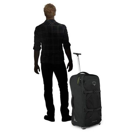 Osprey Farpoint Wheels 65L travelpack – zwart - o/s