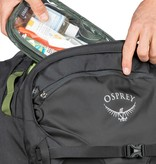 Osprey Farpoint Wheels 36 handbagage trolley convertible  rugzak heren - Black - O/S
