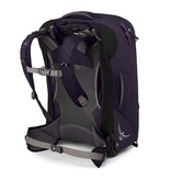 Osprey Fairview Wheels 36l travelpack convertible dames - handbagage  -Amulet Purple O/S