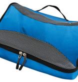 Travelsafe Packing cubes - set van 3 - blauw