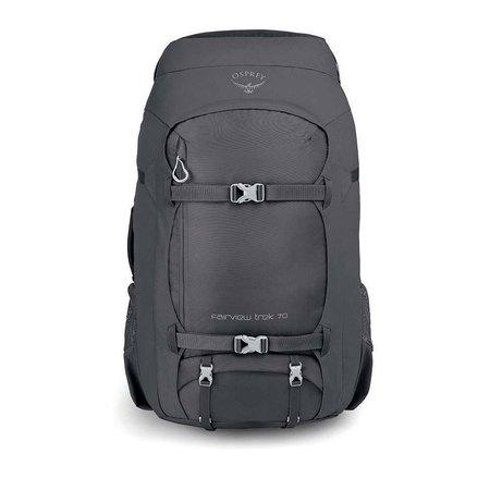 Osprey Fairview Trek 70 dames travelpack - Charcoal Grey O/S