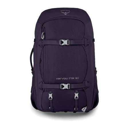 Osprey Fairview Trek 50 dames travelpack Amulet Purple O/S