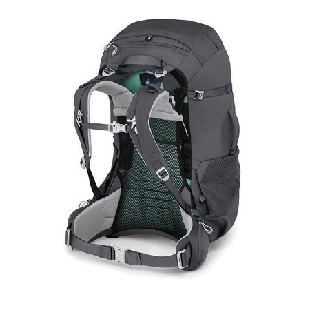 Osprey Fairview Trek 50 dames travelpack Charcoal Grey O/S