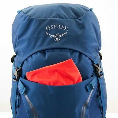 Osprey Kestrel 48l backpack - Black