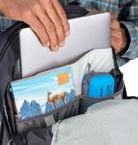 Osprey Daylite Travel 18:24l laptoprugzak - zwart