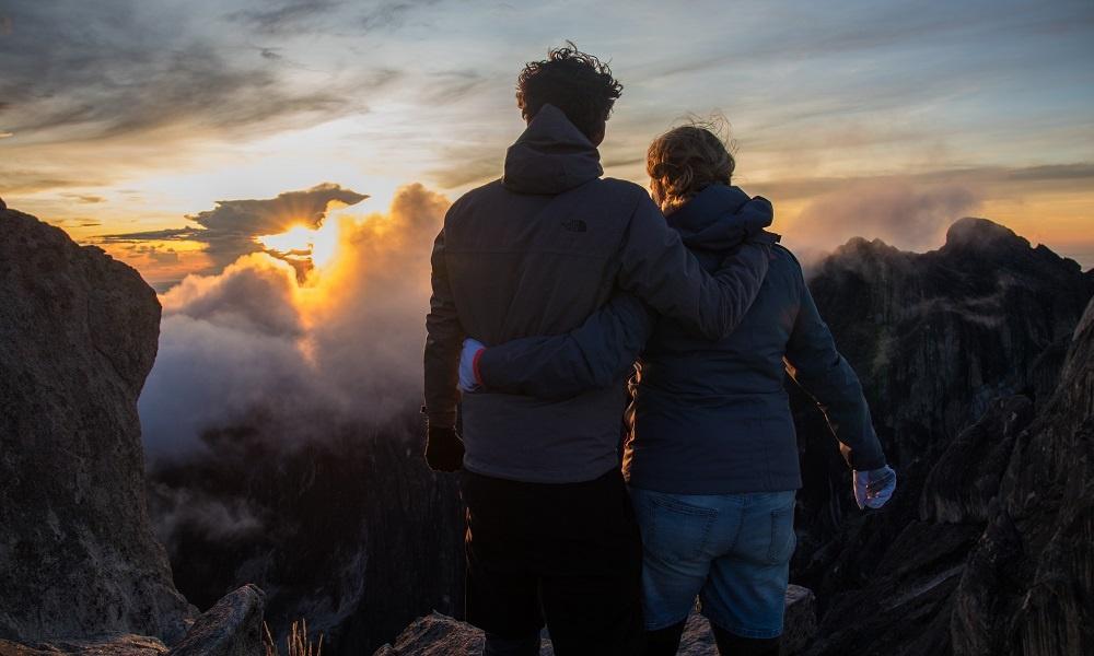 Backpack rondreis Maleisië  'Het beklimmen van Mountain Kinabalu is een mentale en fysieke strijd met jezelf'