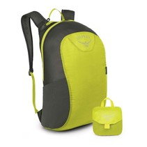 Ultralight Stuff Pack 18l opvouwbare rugzak - Electric Lime