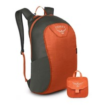 Ultralight Stuff Pack 18l  opvouwbare rugzak - Poppy Orange