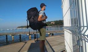 Review: Osprey Farpoint Trek 75 travelpack
