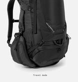 Lowe Alpine Kulu 65:75l backpack heren - Anthracite