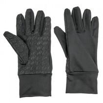 Stretch grip handschoenen - zwart