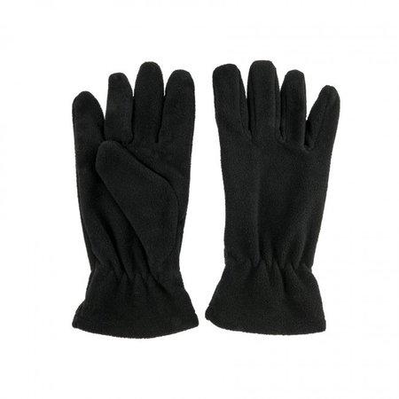Highlander Fleece gloves medium - zwart