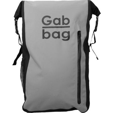 Gabbag The Original 35L waterdichte laptoprugzak - Grijs