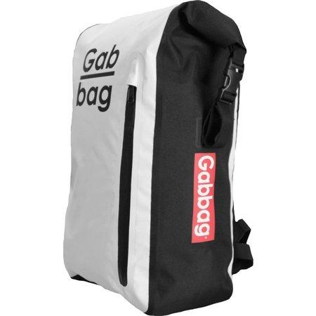 Gabbag Gabbag The Original Rugtas 35L - Wit