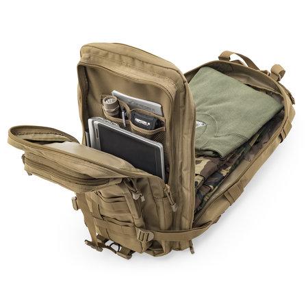 Defcon 5 Defcon 5 Tactical Hydro Compatibile 40L legerrugzak - Coyote Tan