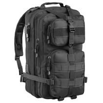 Tactical Hydro Compatibile 40L legerrugzak - Black