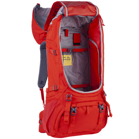 Nomad Batura 70L backpack heren - Mars Red