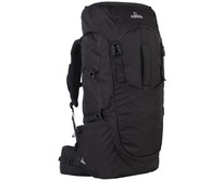 Explorer 70L backpack heren - Black