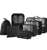 DreamTravel Packing cubes - uitgebreide set van 7 stuks