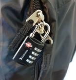 Sarhino Shield L 80-100l flightbag en regenhoes - zwart