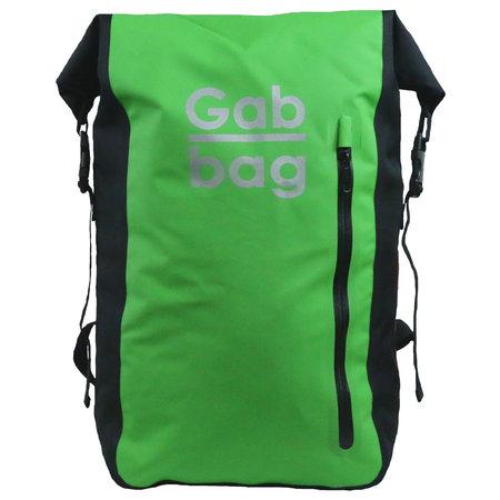 Gabbag Reflective 35L waterdichte rugzak - groen