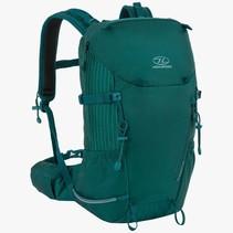 Summit 25l wandelrugzak met rugventilatie - Leaf Green