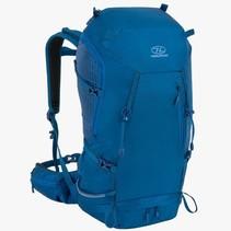 Summit 40l wandelrugzak met rugventilatie - Marine Blue