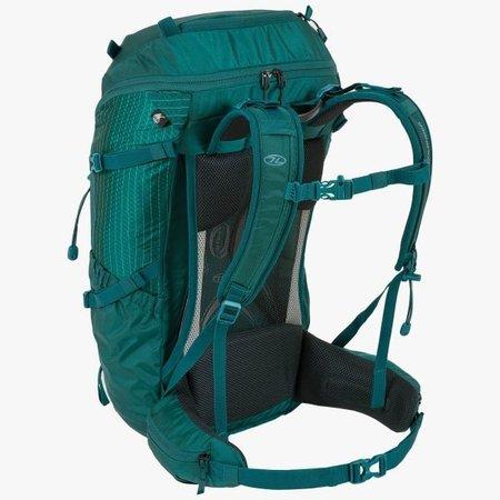 Highlander Summit 40l wandelrugzak met rugventilatie - Leaf Green