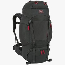 Rambler 66l backpack unisex - Charcoal