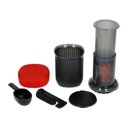 AeroPress Go Travel Coffee press - koffiemaker voor onderweg